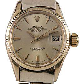 Rolex Datejust 6517 Vintage 24mm Womens Watch