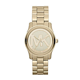 Michael Kors Slim Runway MK3477 33mm Womens Watch