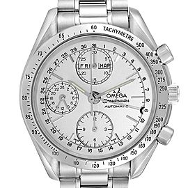 Omega Speedmaster Day Date Chronograph Mens Watch 3521.30.00