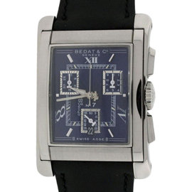 Bedat & Co. No.7 Stainless Steel Mens Watch