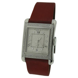 Bedat & Co. Stainless Steel with Diamond Automatic Womens Watch