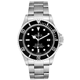 Rolex Seadweller Black Dial Automatic Steel Mens Watch 16600