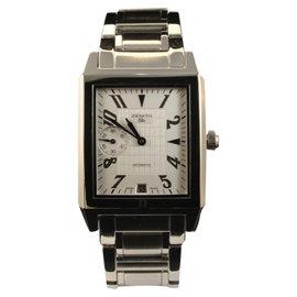 Zenith Elite Port Royal Stainless Steel Bracelet Watch