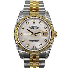 Rolex Datejust 116233 36mm Unisex Watch