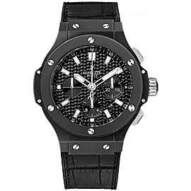Hublot Big Bang Evolution 301.CI.1770.GR Black Ceramic with Carbon Fiber Dial 44.5mm Mens Watch