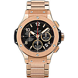 Hublot Big Bang 301.PX.130.PX 18K Rose Gold 44mm Mens Watch