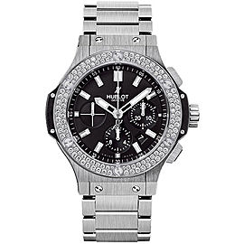 Hublot Big Bang 301.SX.1170.SX.1104 Stainless Steel with Black Dial 44mm Mens Watch
