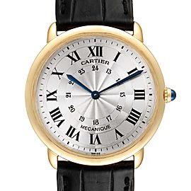Cartier Ronde Louis 33mm Privee Collection Yellow Gold Unisex Watch 09001