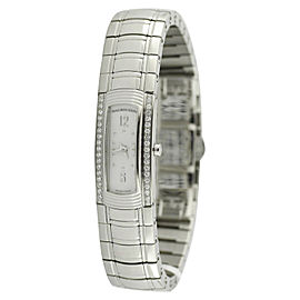 Mauboussin R68601 Stainless Steel wDiamond Quartz 13.5mm Unisex Watch