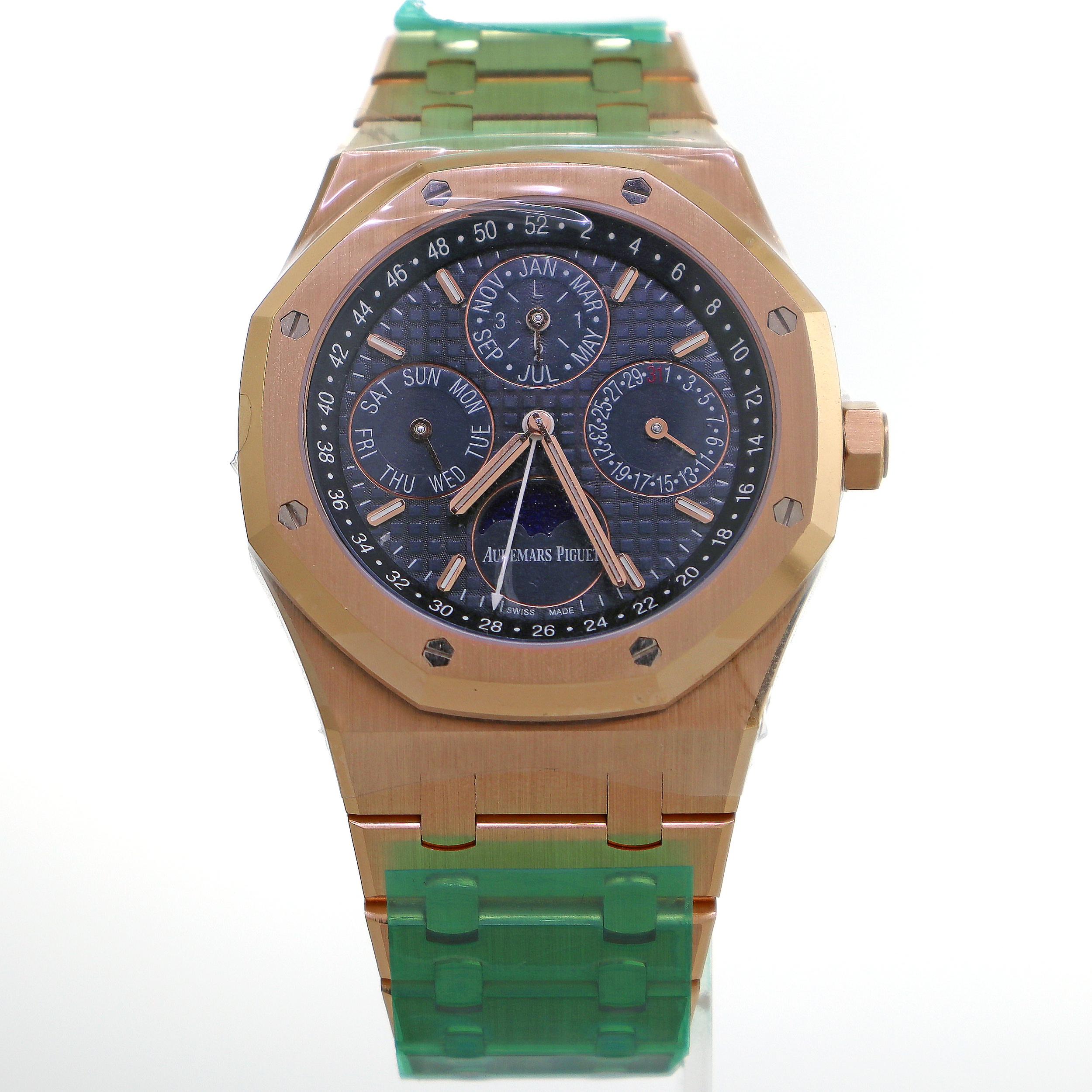 Audemars Piguet Royal Oak 26574or Oo 1220or 02 41mm Mens Watch