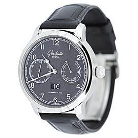 Glashutte Original Observer W10014020204 Stainless Black Watch