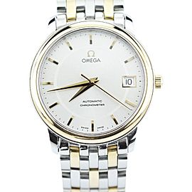 Omega Deville 4300.31 Stainless Steel and 18K Yellow Gold Watch