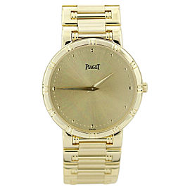 Piaget 84023NK81 Dancer 18K Yellow Gold Womens Watch