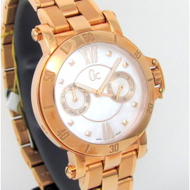 New GC Guess Collection FEMME Rose Gold X74008L1S Sport Chic Ladies Watch | GM