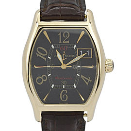 Ulysse Nardin Michelangelo 236-68 18K Rose Gold 36mm Mens Watch