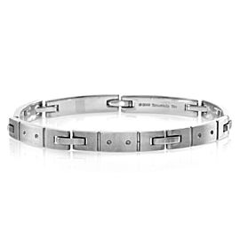 Tiffany & Co. Streamerica 18K White Gold Bracelet
