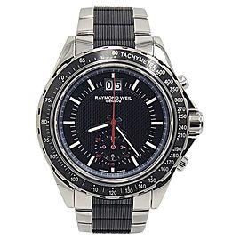 Raymond Weil RW Sport Chronograph 8620-ST-20001 Stainless Steel Quartz 44mm Mens Watch