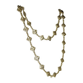 David Yurman 18K Yellow Gold Necklace