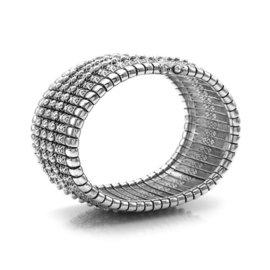 Omega Sterling Silver Womens Bracelet