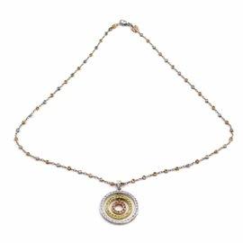 Platinum Diamond Womens Pendant