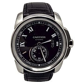 Cartier Calibre de Cartier W7100014 42mm Mens Watch