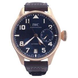 IWC Big Pilot IW500909 18K Rose Gold 46mm Mens Watch