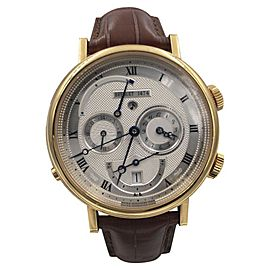 Breguet Classique Alarm 5707BA 18K Yellow Gold Automatic 39mm Mens Watch