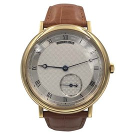 Breguet Classique 5140BA 18K Yellow Gold Automatic 40mm Mens Watch