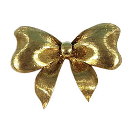 Tiffany & Co. 18K Yellow Gold Vintage Pin Brooch