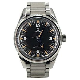 Omega Seamaster Railmaster 60th Anniversary 22010382001002 Stainless Steel Automatic 38mm Mens Watch