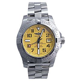 Breitling Avenger Seawolf II A1733110 Stainless Steel Automatic 44mm Mens Watch