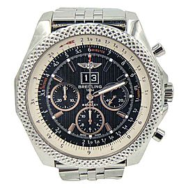 Breitling Bentley A4436412 Stainless Steel Automatic 50mm Mens Watch