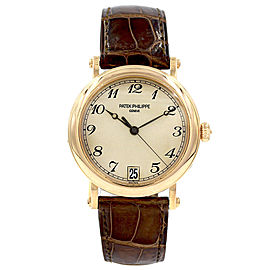 Patek Philippe 5053 Calatrava 36mm Mens Watch