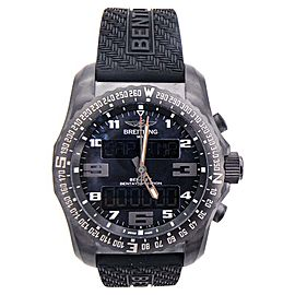 Breitling Bentley B50 Bentayga VB50109U Titaium Quartz 46mm Mens Watch