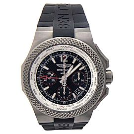 Breitling Bentley GMT EB043335/BD78 Titanium 45mm Mens Watch