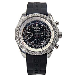 Breitling Bentley B06 SuperSport AB061221 Stainless Steel on Rubber Strap 44mm Mens Watch