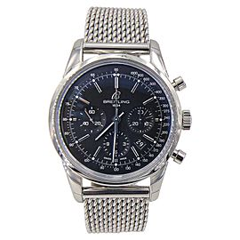Breitling Transocean Chronograph AB015212 43mm Mens Watch