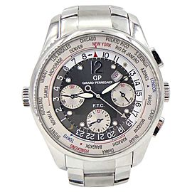 Girard Perregaux World Time 49805 43mm Mens Watch
