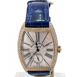 Franck Muller Cintree Curvex 1750S6PMD 000 30mm Womens Watch