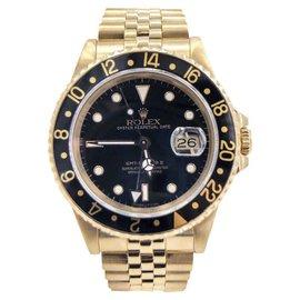 Rolex GMT Master II 16718 40mm Mens Watch