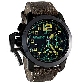 Graham Chronofighter Bomber # 2CCAU.BO9A.L43N-1157