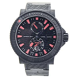 Ulysse Nardin Diver Black Sea 263-92-3C 45mm Mens Watch