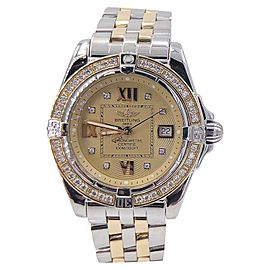 Breitling Lady Cockpit D7135653 35mm Mens Watch