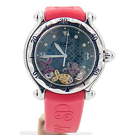 Chopard Happy Sports 28/8347/8 39mm Womens Watch