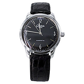 Glashutte Original Senator Sixties 39-52-04-02-04 39mm Mens Watch