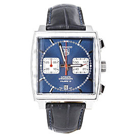 Tag Heuer Monaco CAW2111.FC6183 39mm Mens Watch