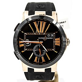 Ulysse Nardin Executive Dual Time 246-00 43mm Mens Watch