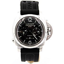 Panerai Luminor GMT Monopushe PAM275 44mm Mens Watch