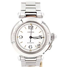 Cartier Pasha De Cartier W31015M7 35mm Unisex Watch