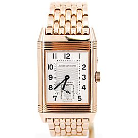 Jaeger Lecoultre Reverso Duoface 270.2.54 26mm Unisex Watch